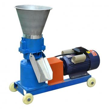 Continuous Automatic Floating Fish Feed Pellet Machine