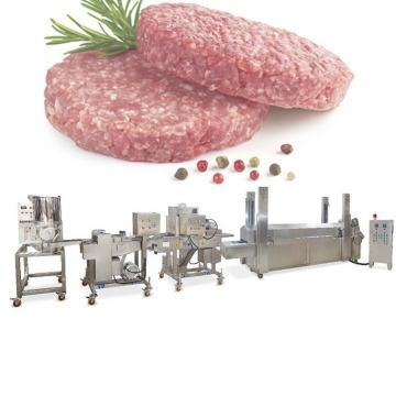 Gyc Burger Patty Moulding Machine