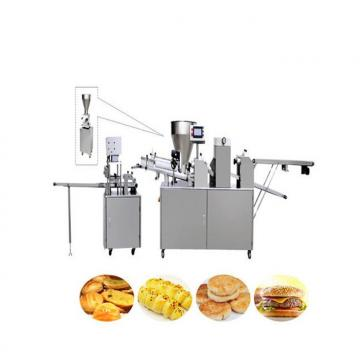 Commercial Large Bakery Bread Hamburger Toast Baguette Cake Baking Production Line
