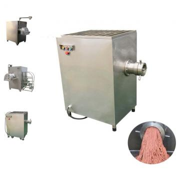 Automatic Inexpensive Making Sausage Grinder Meat Mincing Machine for Sale