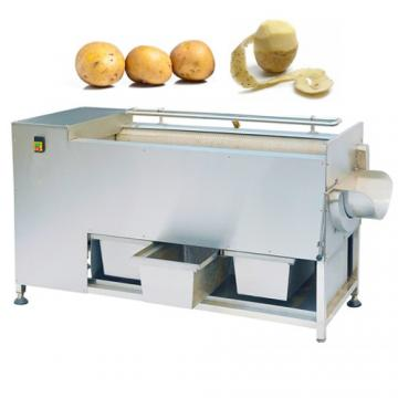 Cassava Potato Carrots Ginger Root Vegetable Washing Peeling Equipment