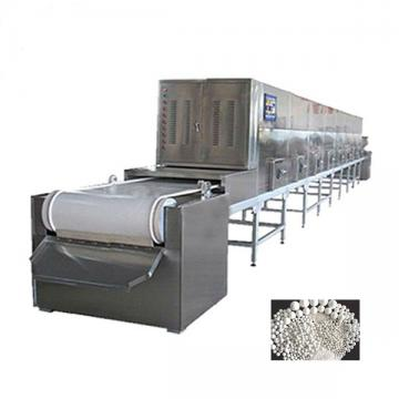 Customized Pumpkin Konjac Vegetable Microwave Ripening Drying Machine