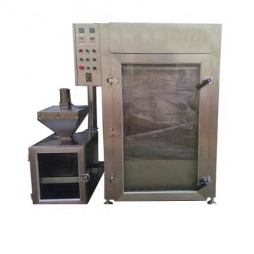Certificated Industrial/Commercial Full Functions Meat/Chicken/Fish/Sauage Smokehouse Machine