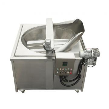 High Capacity Industrial Gas Deep Fryer Commercial