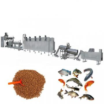CE Certificate Good Quality Bulk Pet Fish Food Processing Line