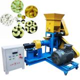 Fried 2D 3D Snack Pellet Food Extrusion Machinery